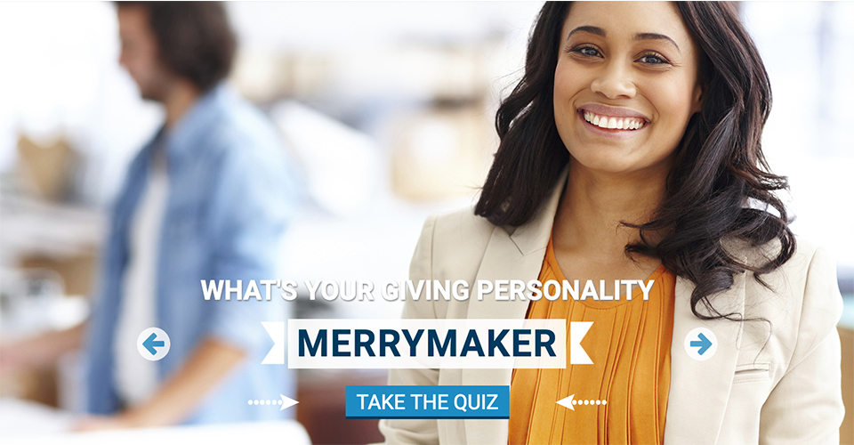 Take the Giving Personality Quiz