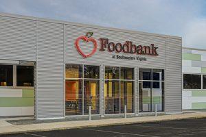 Foodbank of Southeastern Virginia building
