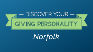 Discover Your Giving Personality Norfolk