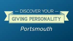 Discover Your Giving Personality Portsmouth