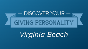 Discover Your Giving Personality Virginia Beach